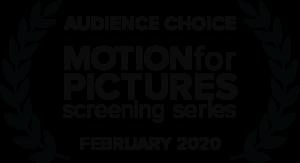 Merit Badges Audience Choice Award Feb 2020